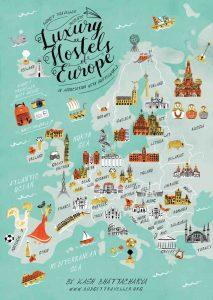 European Luxury Travel Hostels