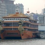 Boat in Shanghai, PROC