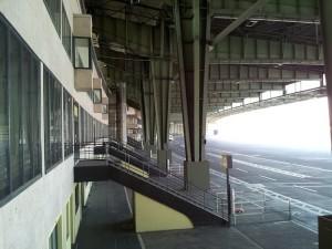 Berln-Tempelhof Apron