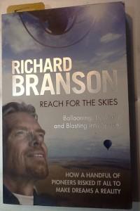 Richard Branson - Reach For The Skies