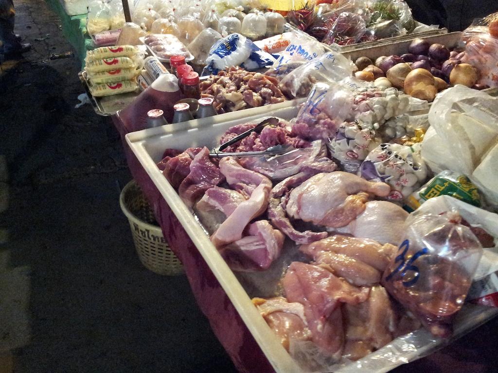 Ayutthaya Night Market - Chicken
