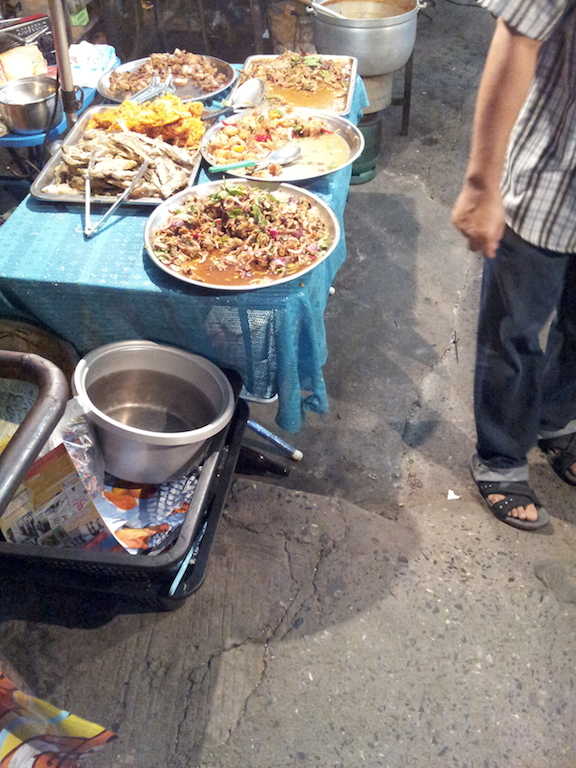 Ayutthaya Night Market - Cooked Food