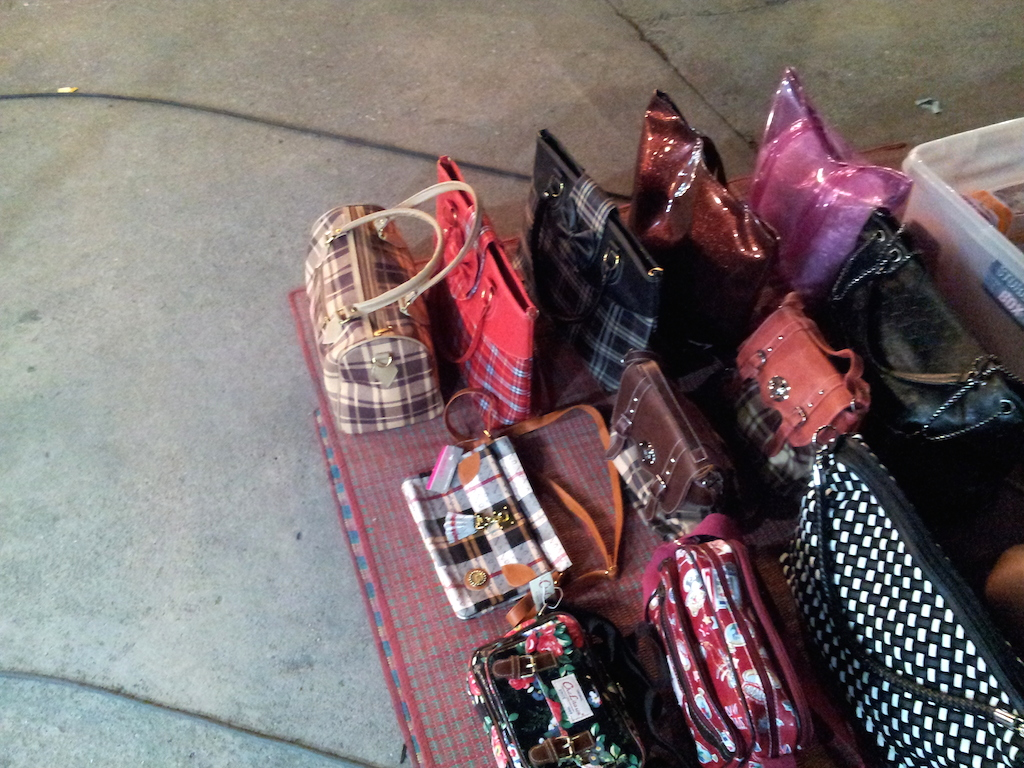 Ayutthaya Night Market Purses