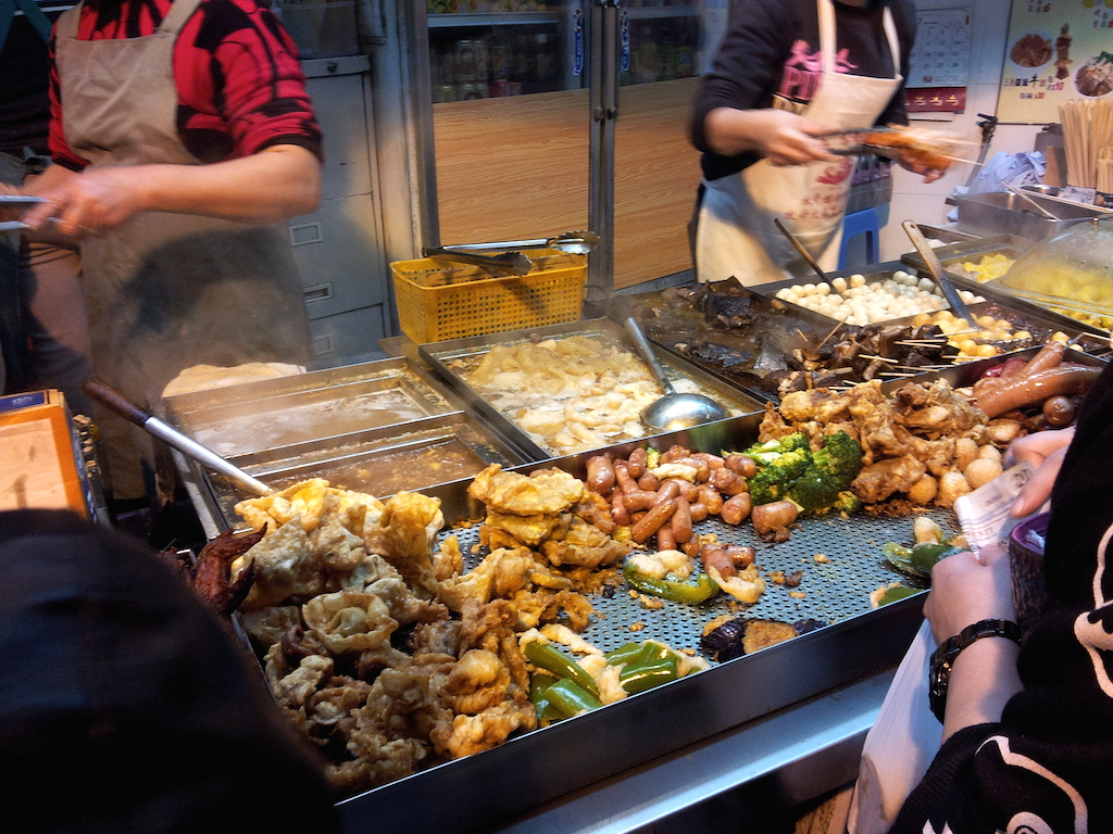 Hong Kong - Street Food