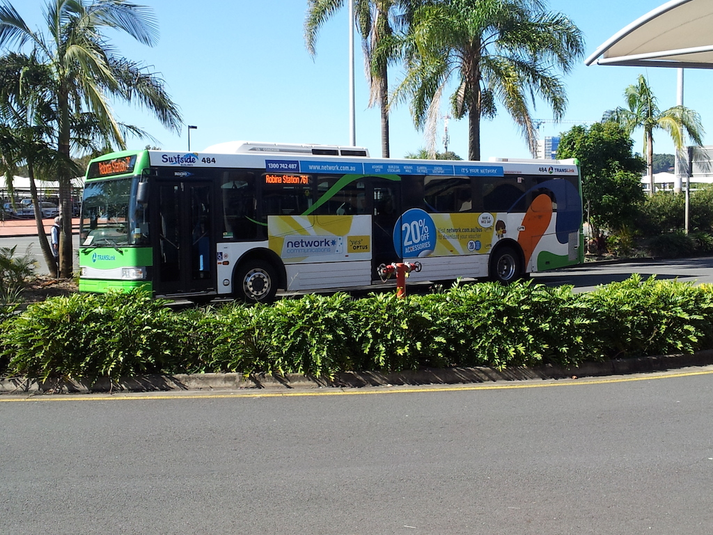 Gold Coast Local Bus
