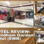 Hotel Review: Wynhdam Garden Hotel - EWR