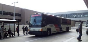 102 Bus to Downtown Houston from Houston-Intercontinental Airport (IAH)