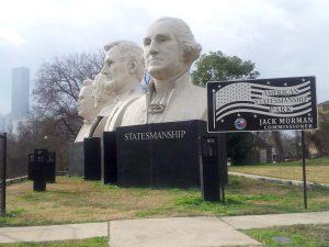 American Statemanship Park Houston, TX
