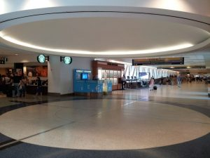 Echo Chamber at Houston-Intercontinental Airport