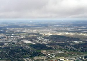 Houston Airport (IAH) Overview