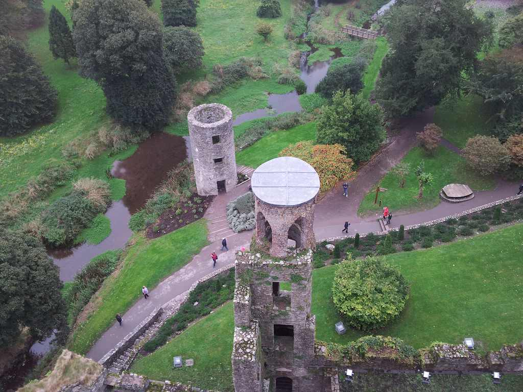 Blarney Castle View Blarney, Ireland