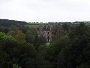 Blarney House in Blarney, Ireland