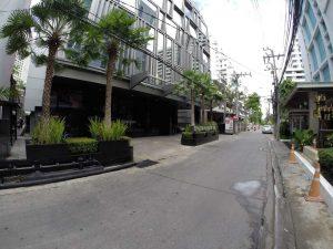 Galleria 10 Entrance Bangkok, Thailand