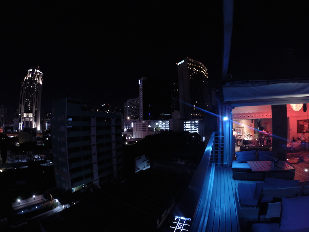 Galleria10 Pool City view Bangkok, Thailand