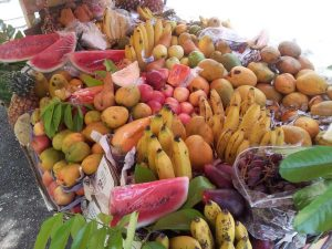 Jamaican Fruits Montego Bay, Jamaica