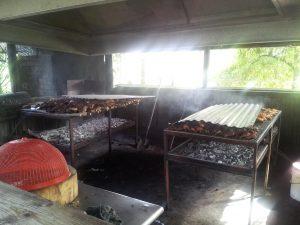 Pork Pit Jerk PorK/Chicken Montego Bay, Jamaica