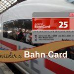 3. Consider a Bahn Card