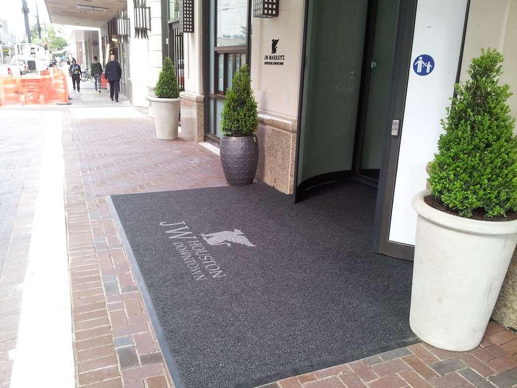 Door Mat JW Marriott Houston Downtown