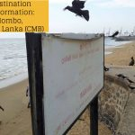 Destination Information: Colombo, Sri Lanka (CMB)
