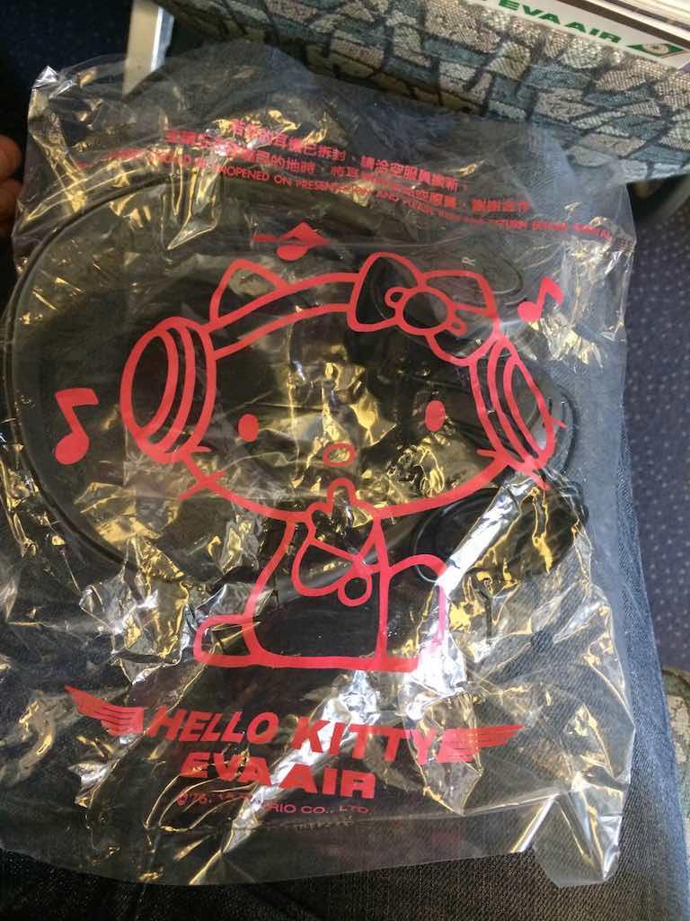Hello Kitty Eva Air Headsets