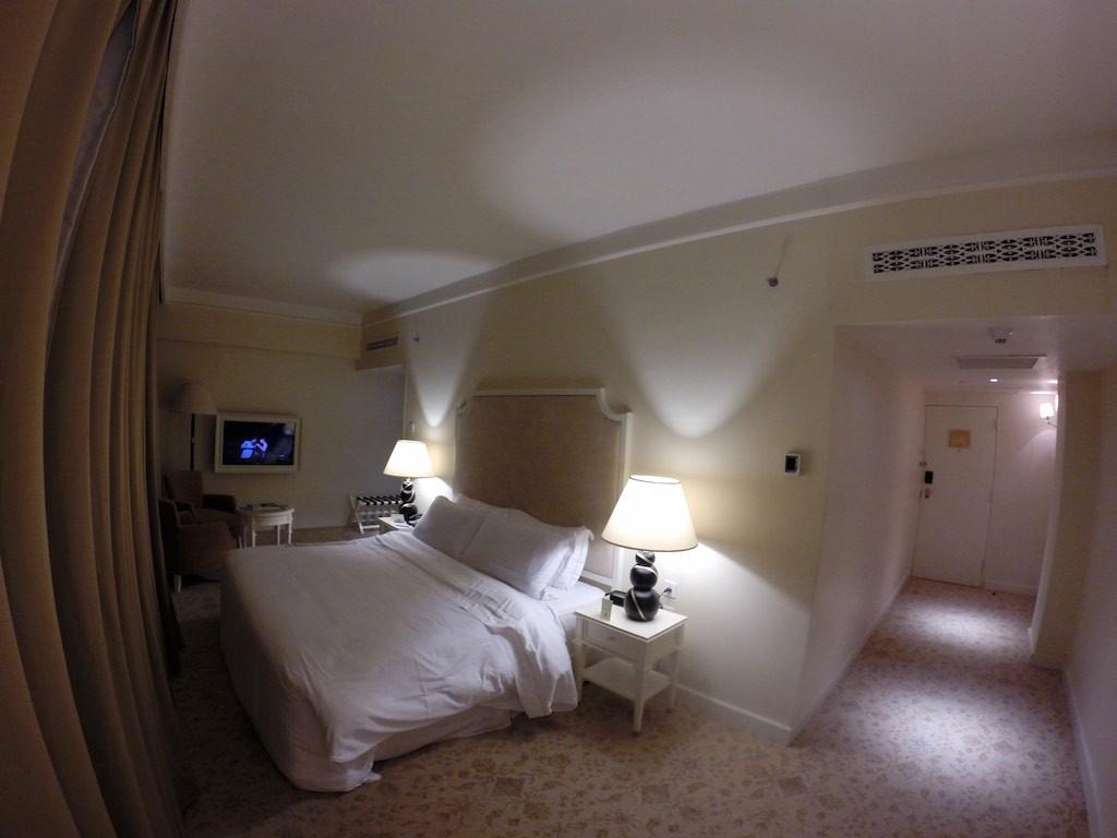 The Kingsbury, Colombo Sri Lanka - Bedroom View