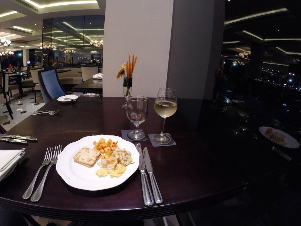 The Kingsbury, Colombo Sri Lanka - Dinner at the Harbour Court