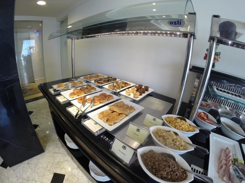 The Kingsbury, Colombo, Sri Lanka - The Executive Lounge Breakfast