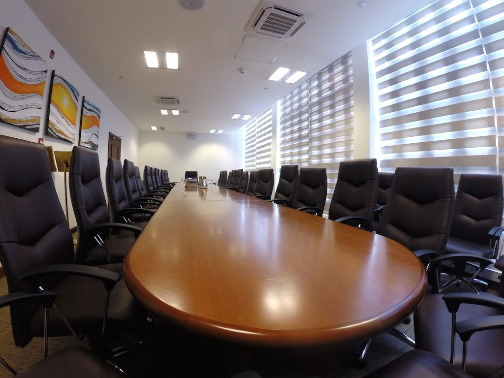 The Kingsbury, Colombo, Sri Lanka - Conference Room Table