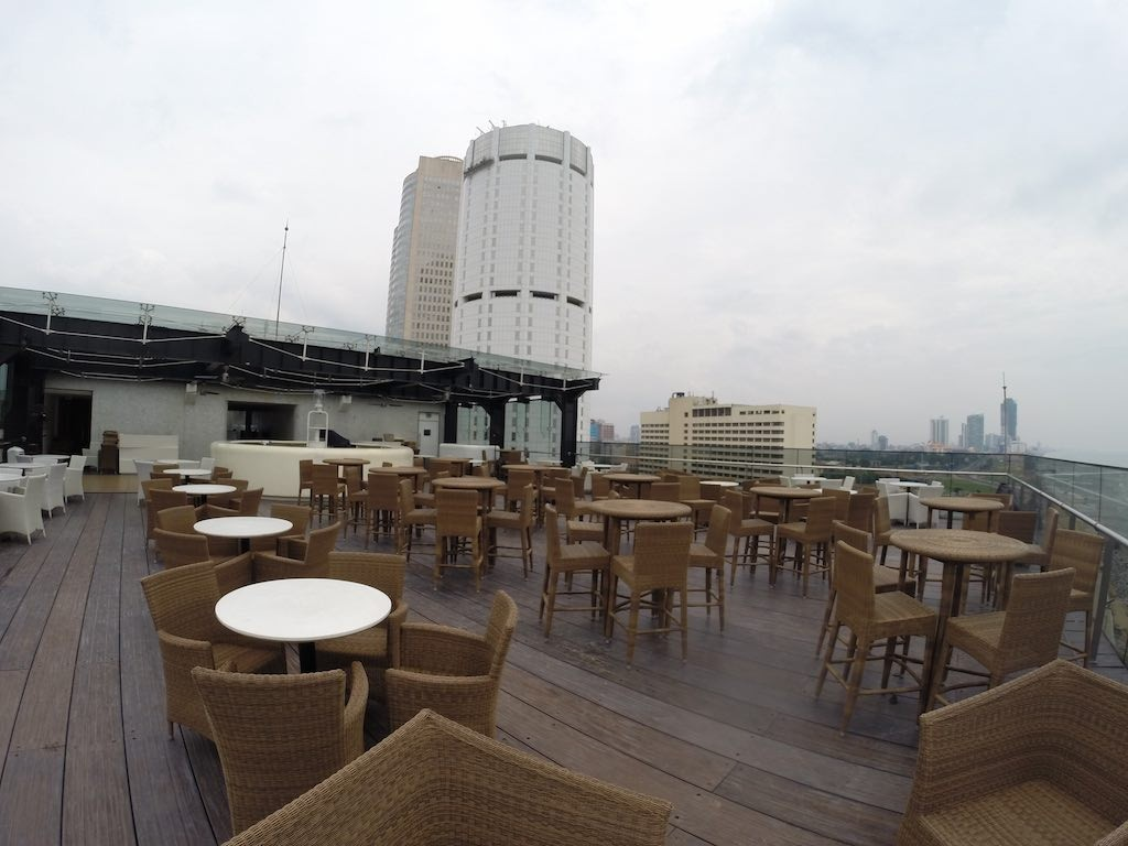 The Kingsbury, Colombo, Sri Lanka - The Sky Lounge