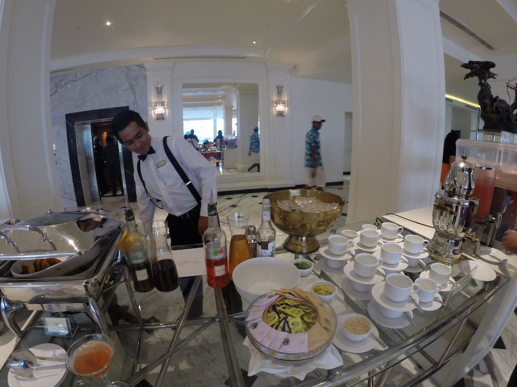 The Kingsbury, Colombo, Sri Lanka - High Tea Options at The Cake