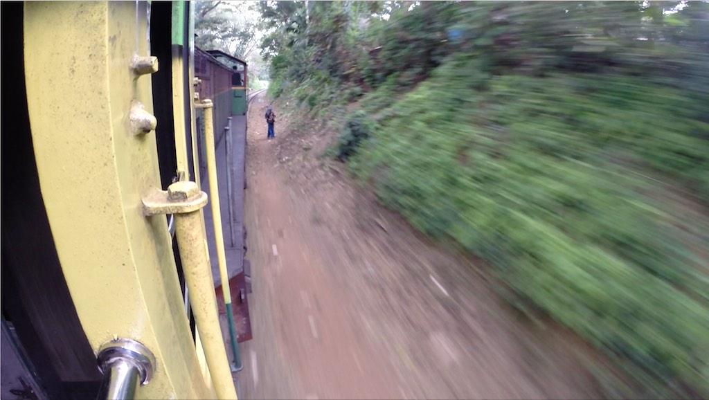 Love in Sri Lanka - Train to Colombo From Kandy