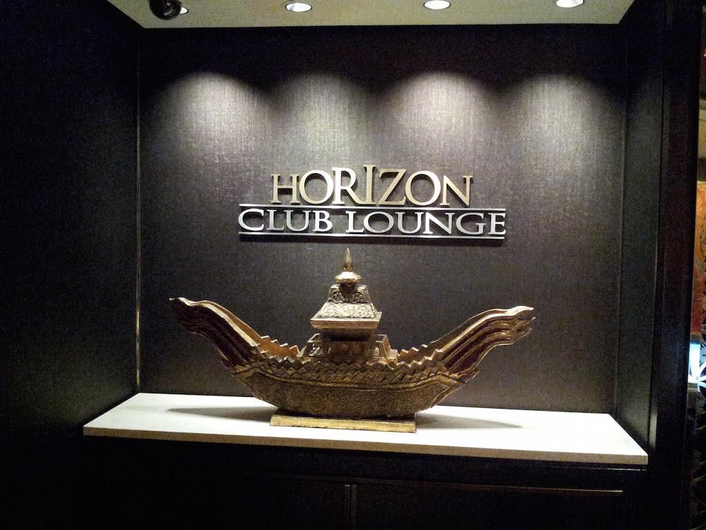Shangri-La Bangkok - Horizon Club Lounge