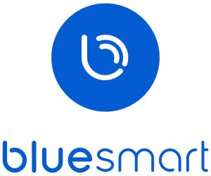 bluesmart logo (carry-on)