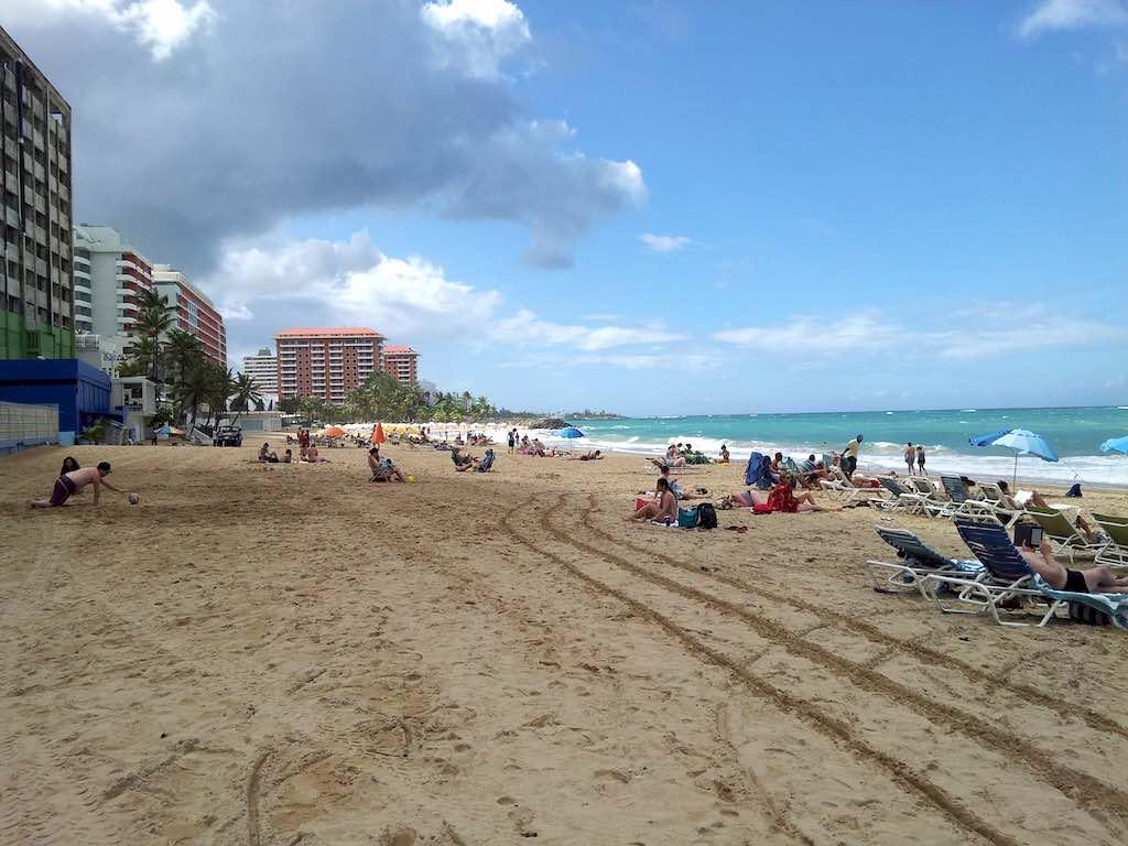 Condado Beach, San Juan Puerto Rico