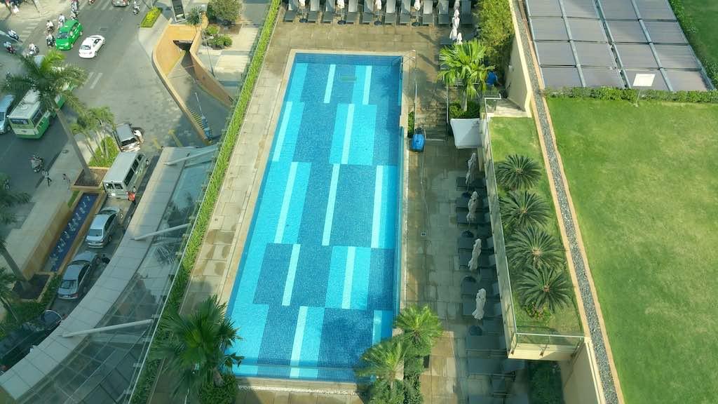 Intercontinental Saigon Pool