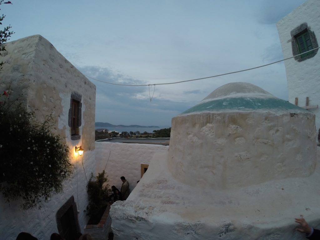 Celestyal Cruises Louis Olympia Cave of Apocalypse on Rhodes