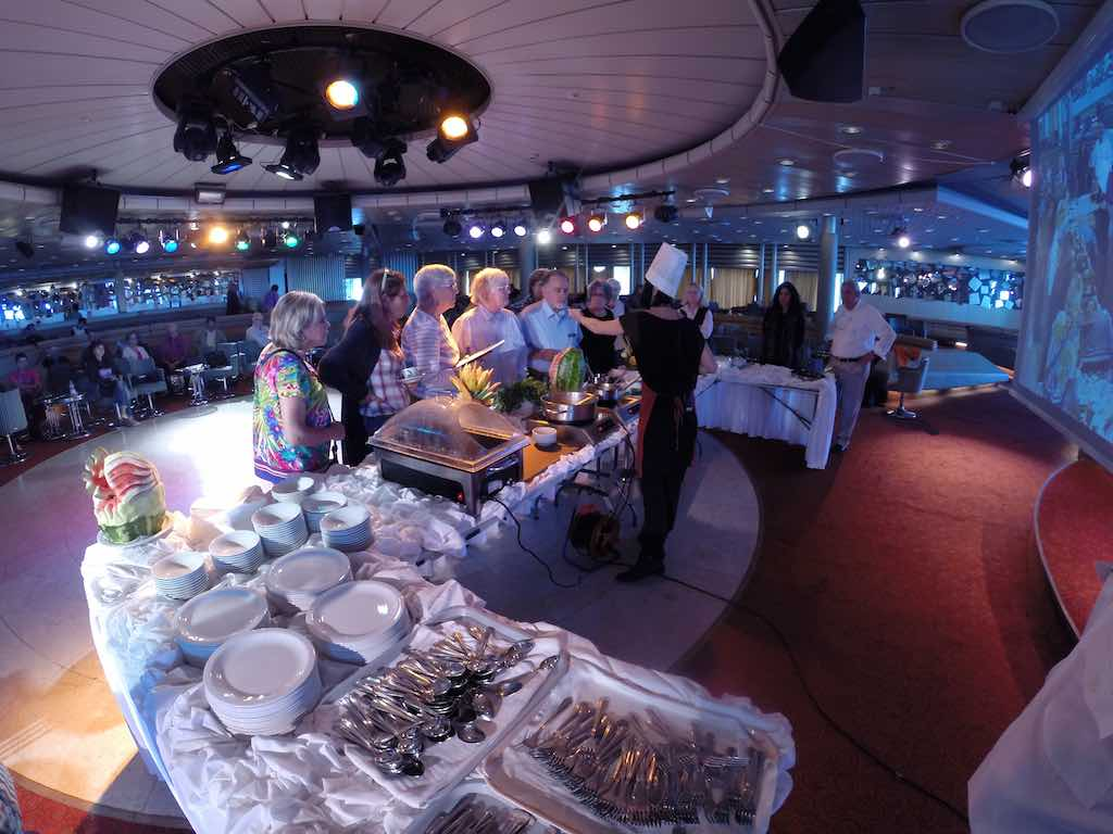 Celestyal Cruises Louis Olympia Cooking Class on the Ship