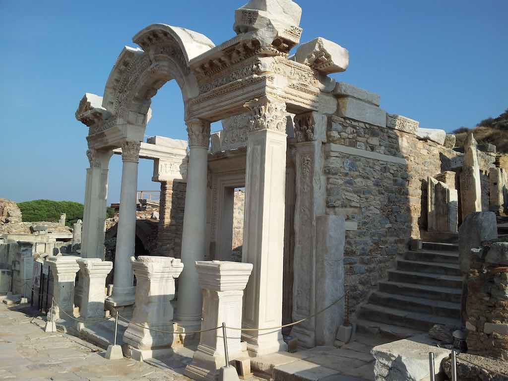 Celestyal Cruises Louis Olympia Ephesus Monuments