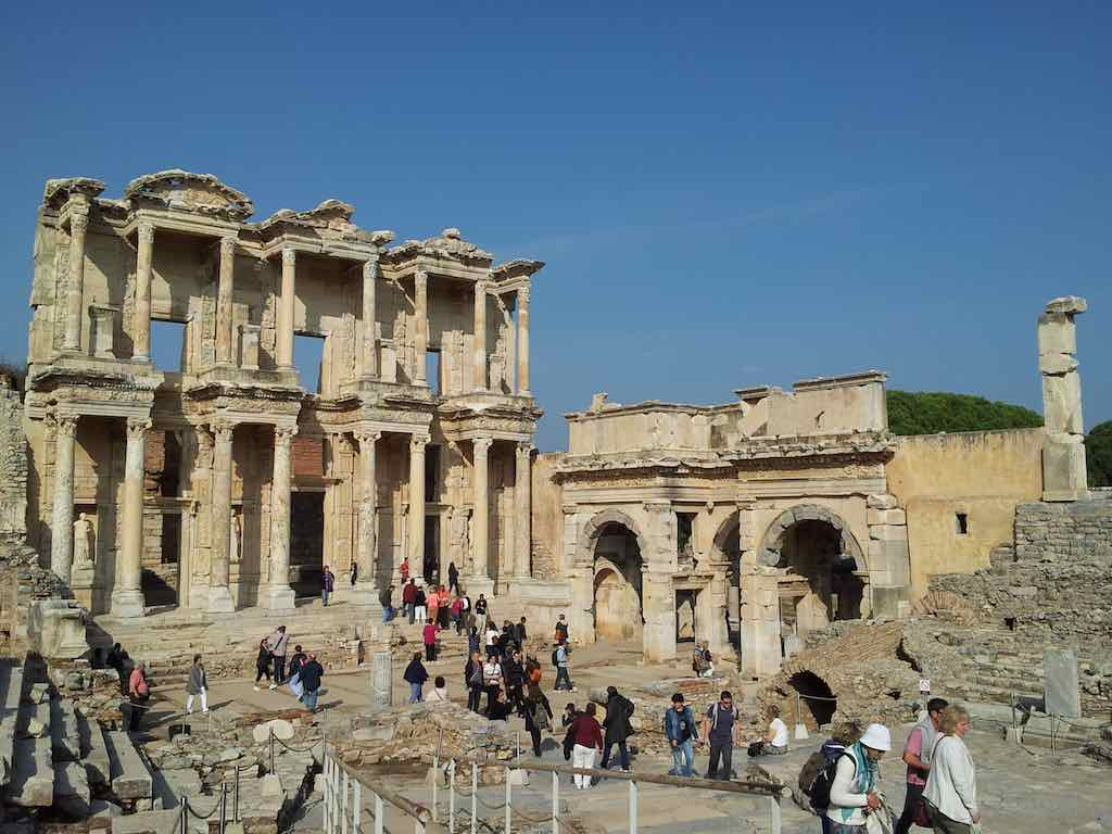 Celestyal Cruises Louis Olympia Ephesus The Library