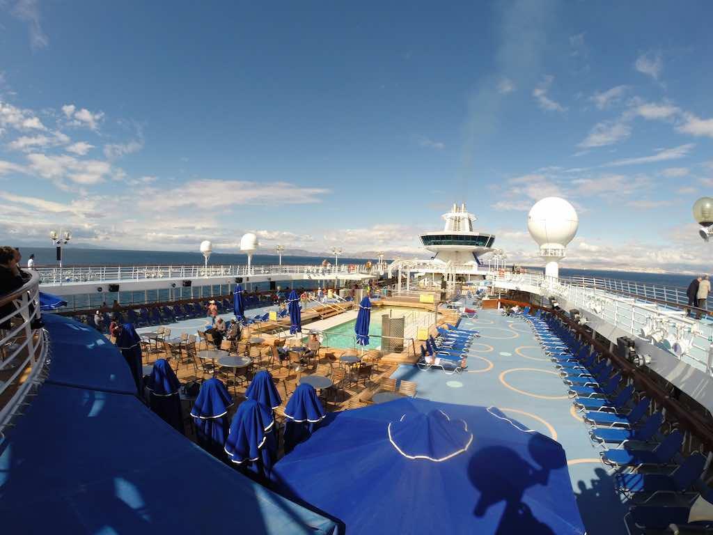 Celestyal Cruises Louis Olympia Main Deck