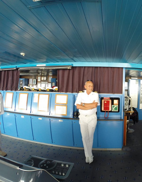 Celestyal Cruises Louis Olympia Our Captain