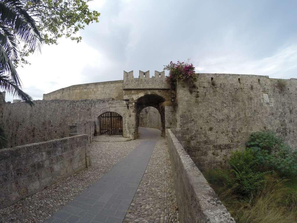 Celestyal Cruises Louis Olympia Rhodes Castle