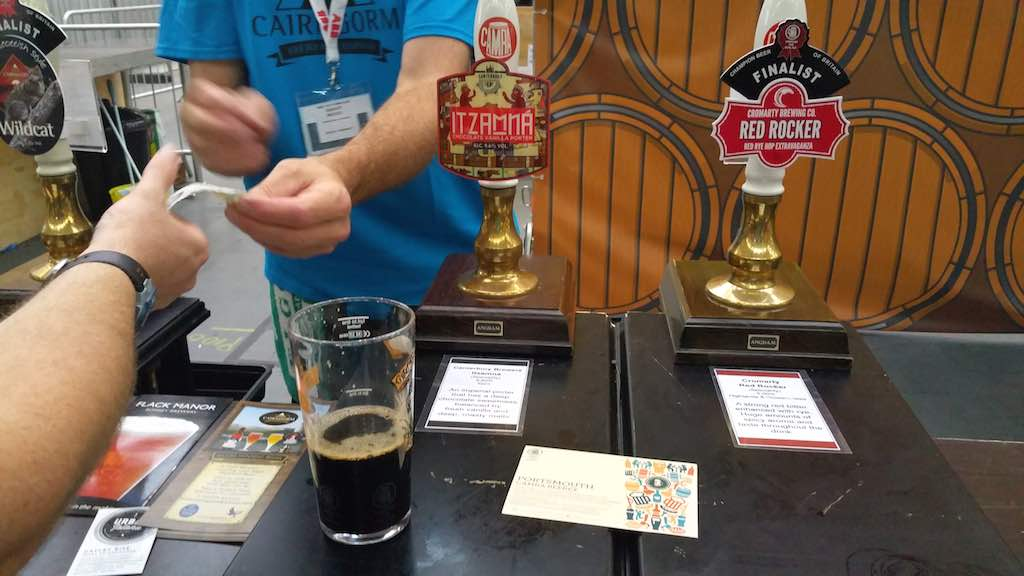Great Beer Festival Chocolate Beer