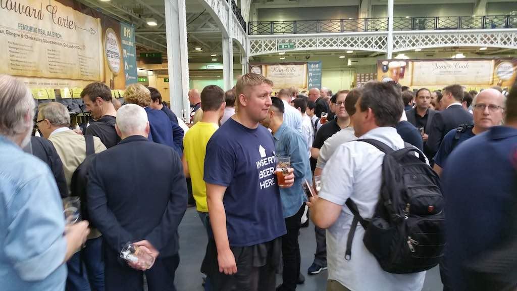Great Beer Festival Insert Beer Here T-Shirt