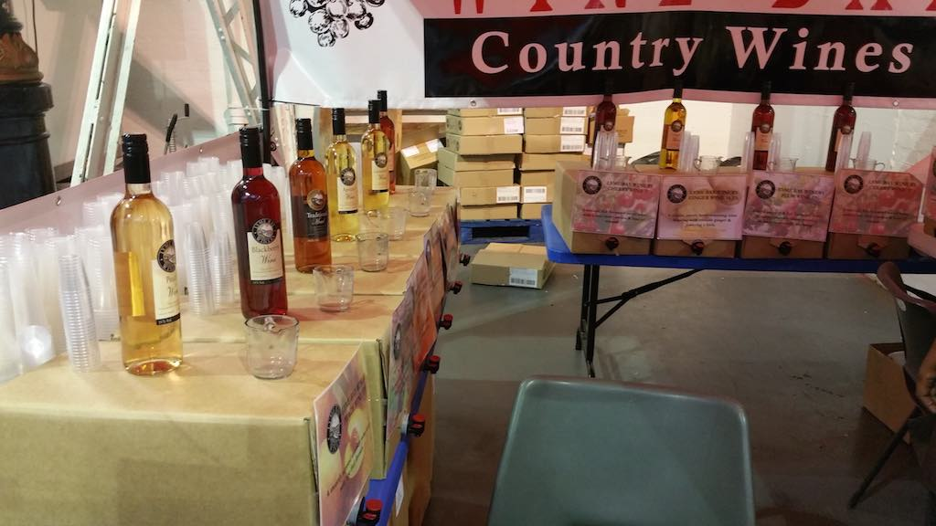 Great Beer Festival Wine Country Wines