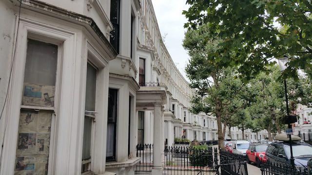 London Earl's Court Area