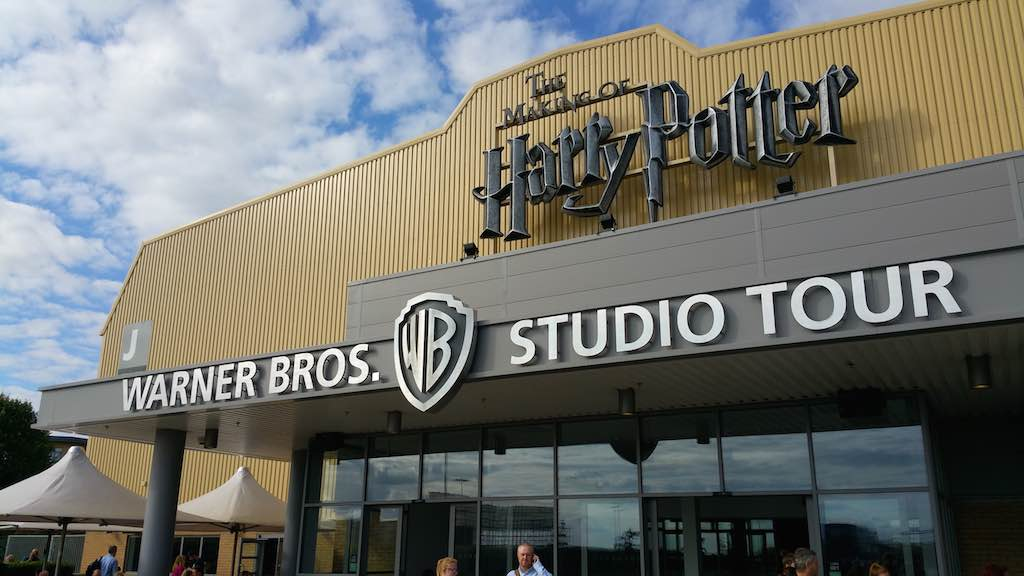 The Making of Harry Potter – Warner Brothers Studio Tour London
