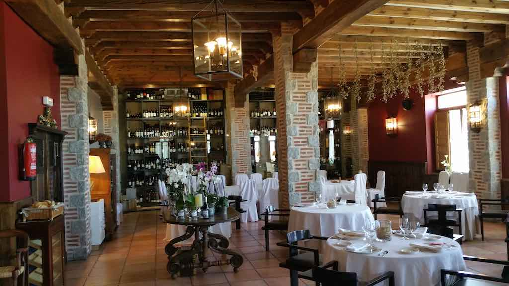 Castilla y Leon Alba de Tormes - Hotel Don Fadrique Restaurant