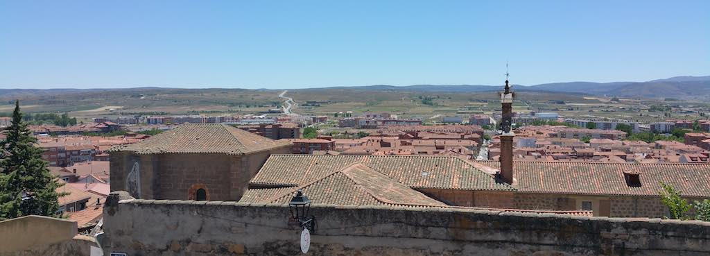 Castilla y Leon - The town of Avila