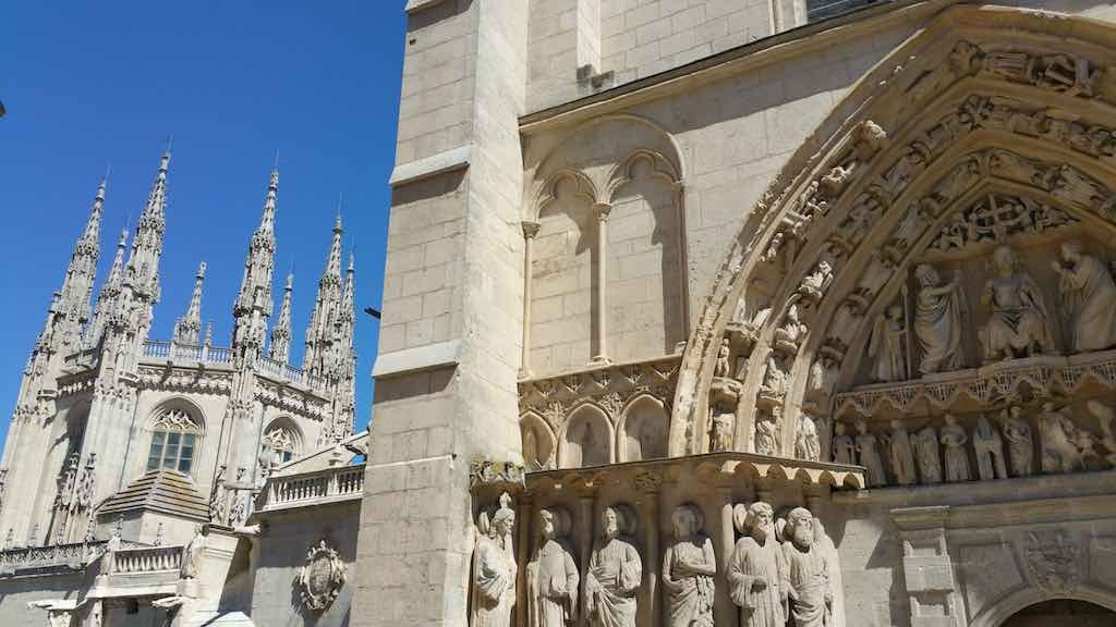 Castilla y Leon Burgos - Burgos Cathedral
